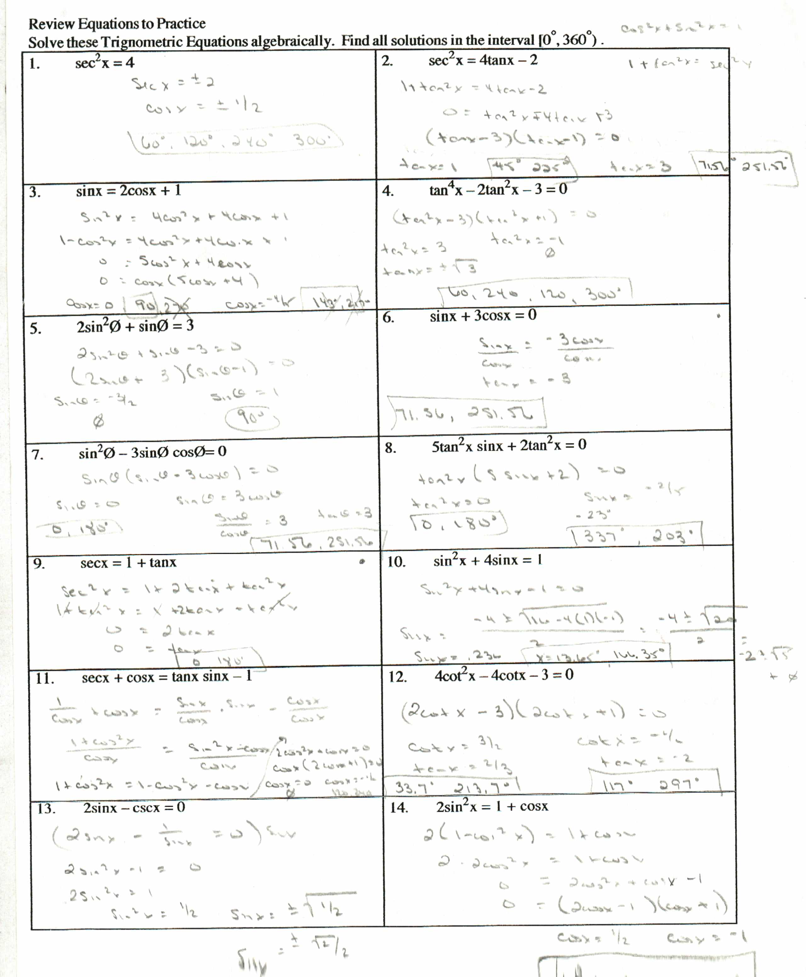Printables Trig Identities Worksheet trig identities worksheet 02 answers abtd 3 4 galleryhip com the hippest 2560 x 3104 download worksheet